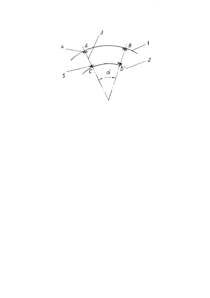 Рельсовая колея в кривых и способ её эксплуатации