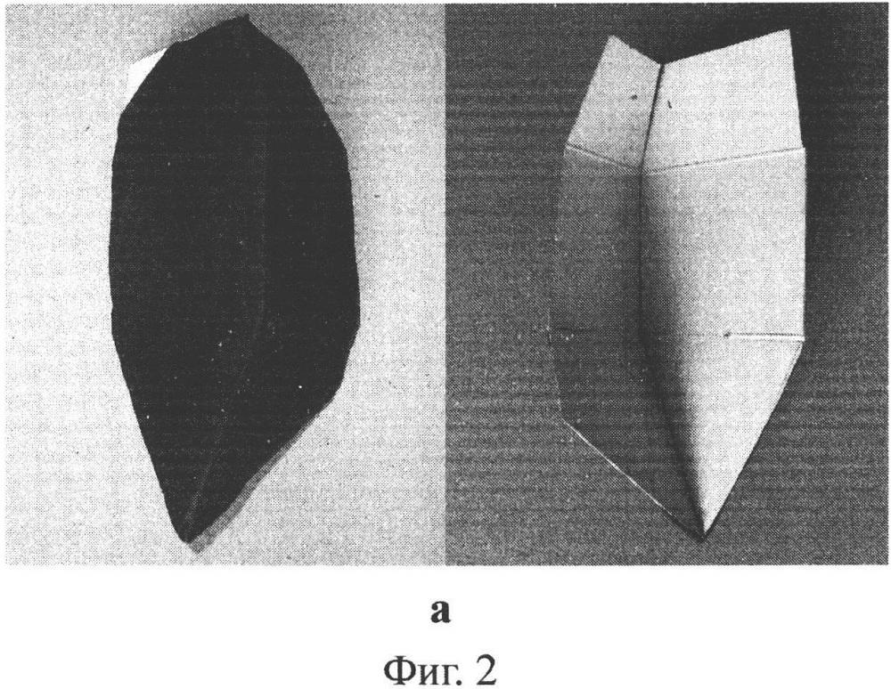 Способ поисково-демонстрационного макетирования на основе полигонального раскроя
