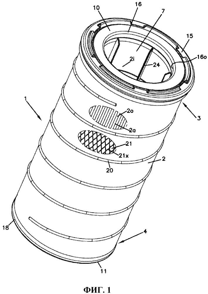Варианты конструкции и конфигурации фильтрующих картриджей, способы сборки и использование