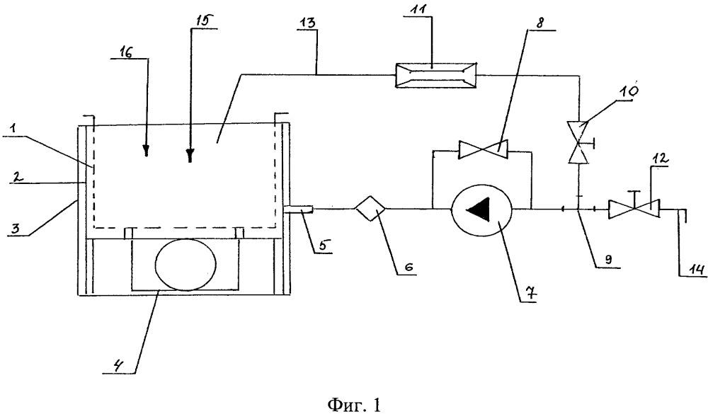 Установка для модификации низкосортного известнякового щебня