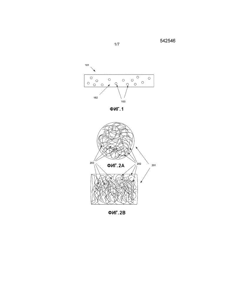 Полимерные волокна с внедренным адсорбентом в контакторах с упакованным слоем и тканевых контакторах и использующие их способы и устройства