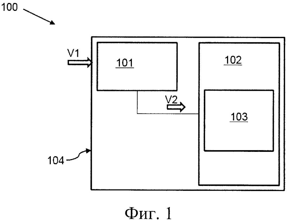 Микроэлектронный модуль, матрица модулей и способ изменения электромагнитной сигнатуры поверхности