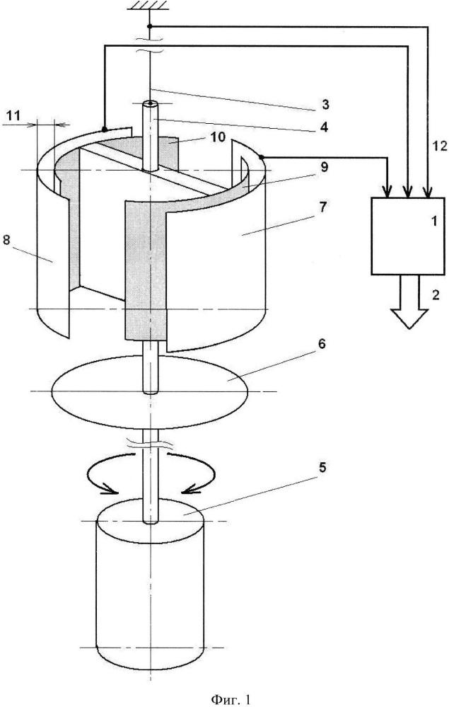 Устройство бесконтактного определения вязкости образцов металлических расплавов
