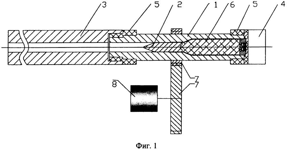 Способ и устройство для придания вращения поражающему элементу