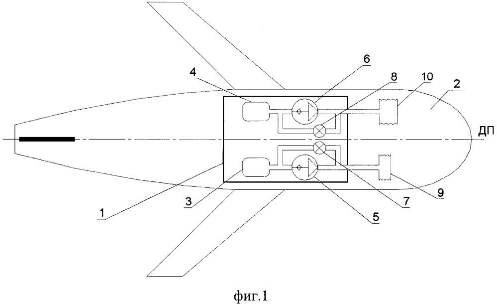 Подводный планер-глайдер