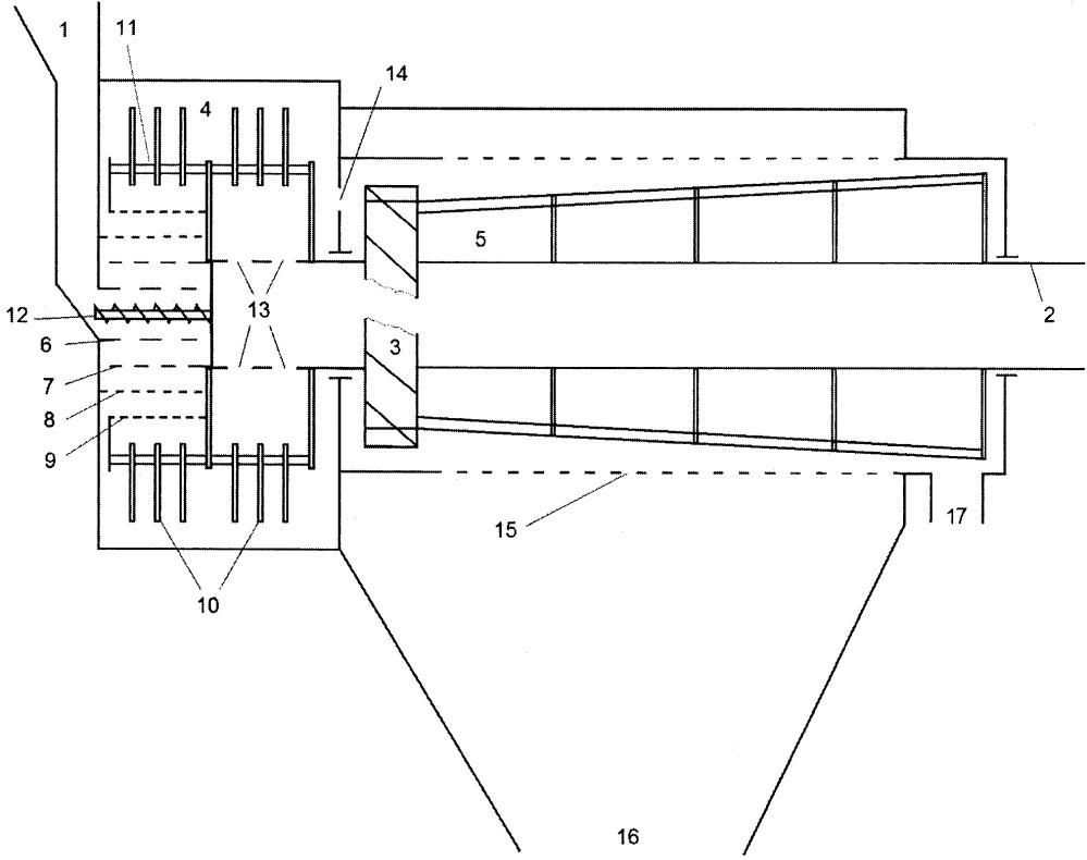 Мельница и способ измельчения сыпучих материалов