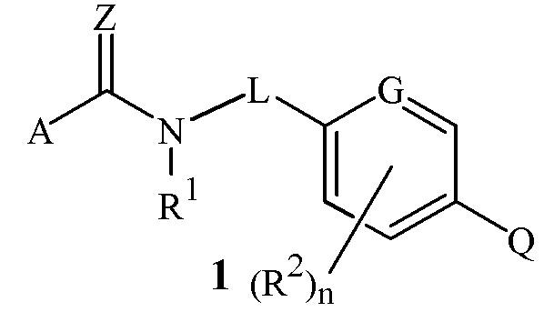 Фунгицидные гетероциклические карбоксамиды