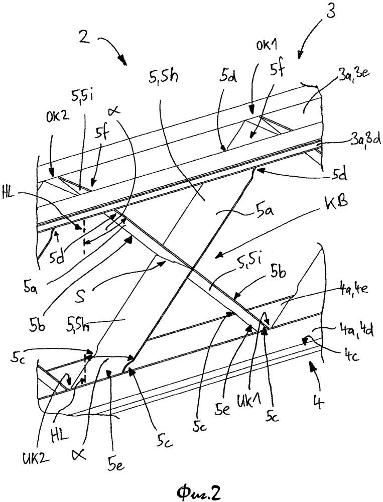 Подъёмный кран, мостовой или козловый, с не менее чем одной пролётной балкой