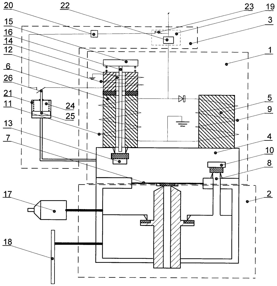 Электровоздухораспределитель тормоза железнодорожного транспортного средства