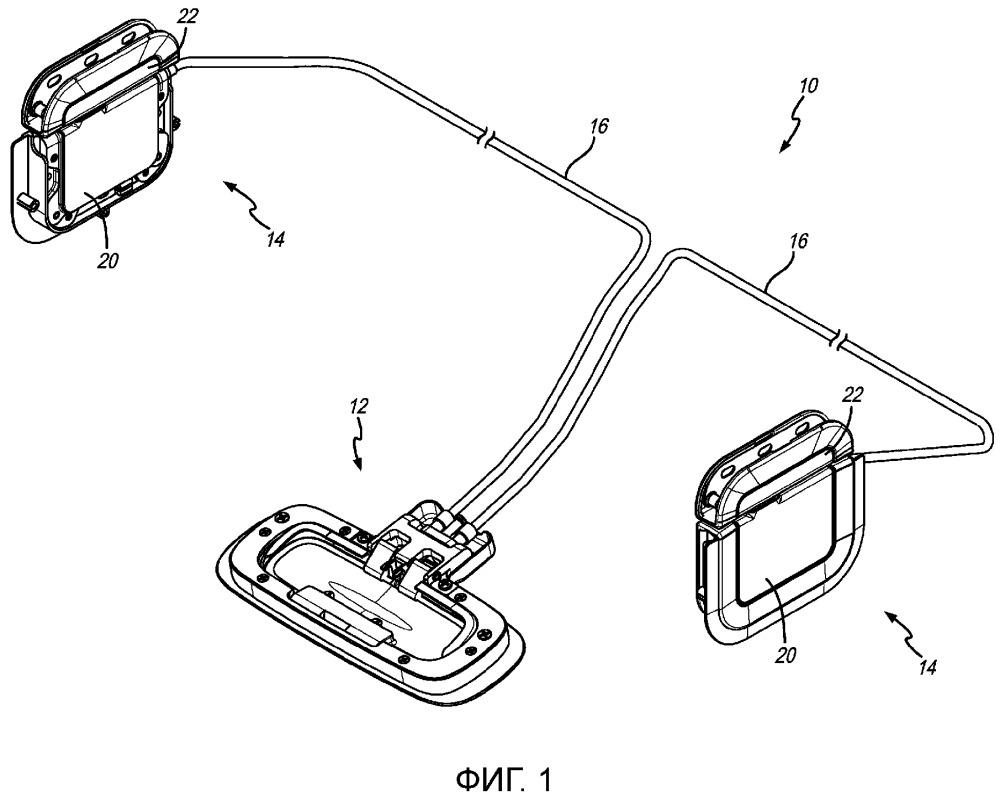 Система защелок верхнего багажного отсека