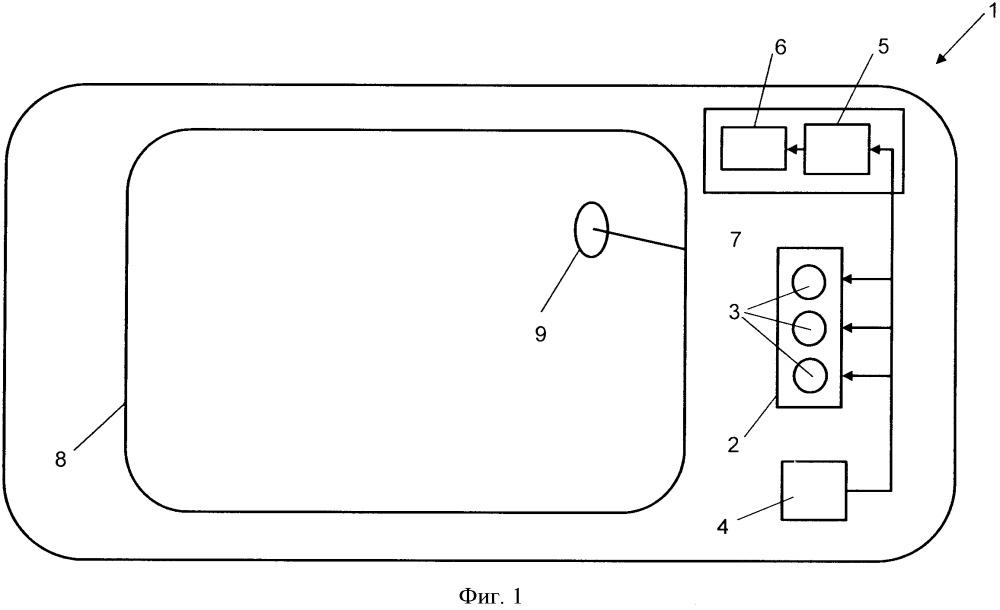 Способ и устройство формирования шума двигателя и моторное транспортное средство