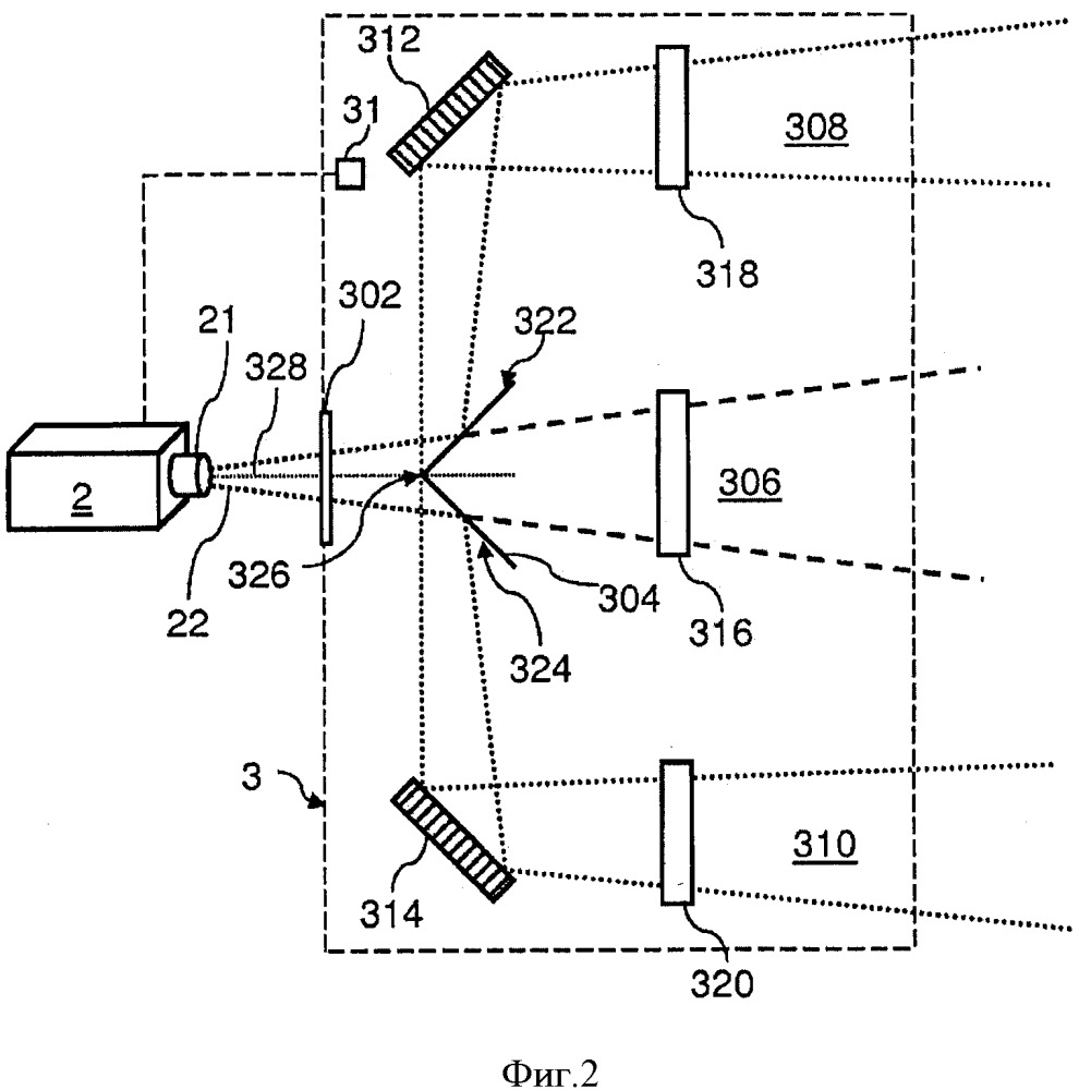 Устройство оптической поляризации для проектора стереоскопических изображений