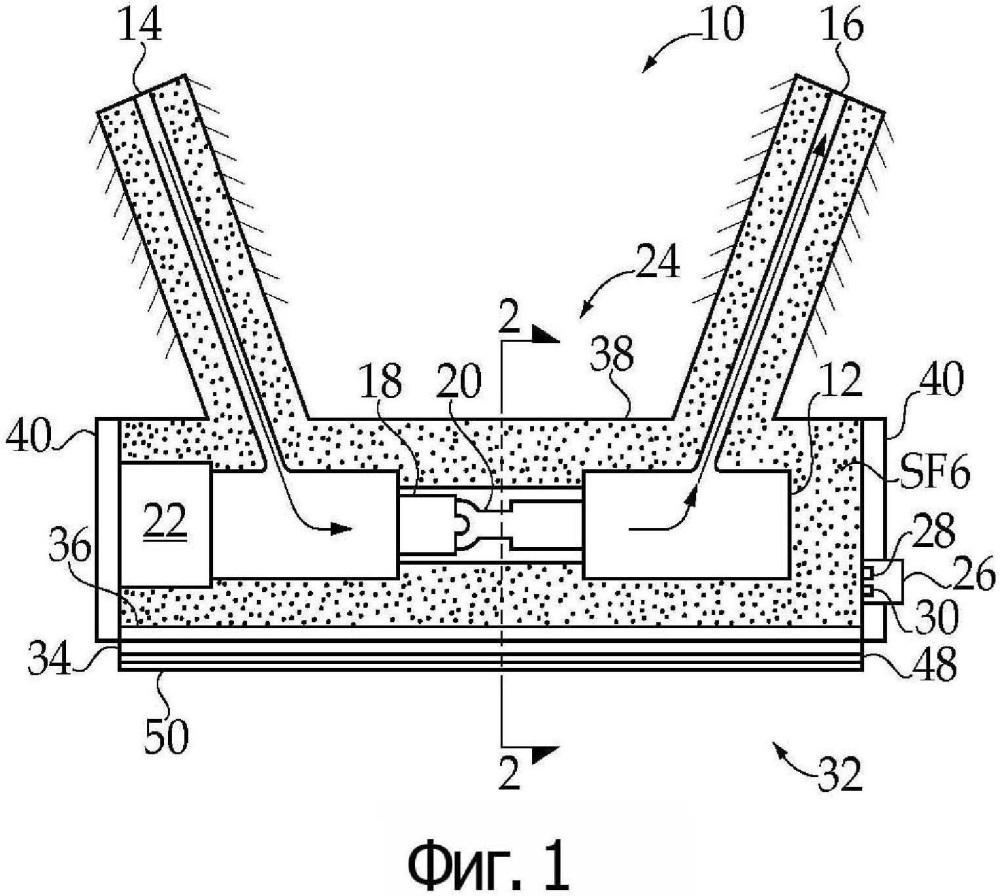Система автоматической защиты с нагревательным радиатором и ловушкой для частиц