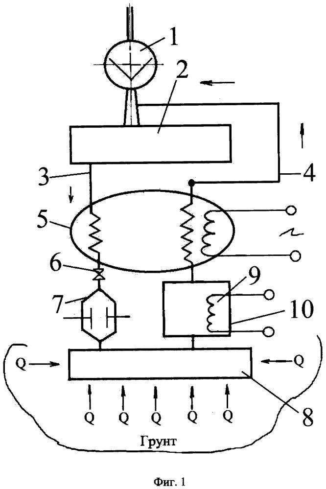 Криогенный генератор с электромагнитной активацией