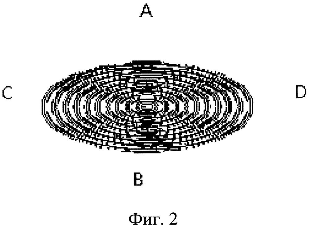 Узор с улучшенным динамическим оптикопеременным эффектом защиты от подделки и способ его изготовления