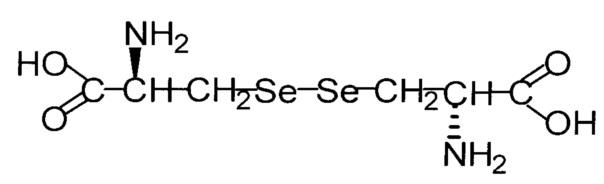 3,3-диселено-бис-2-аминомасляная кислота и способ ее получения