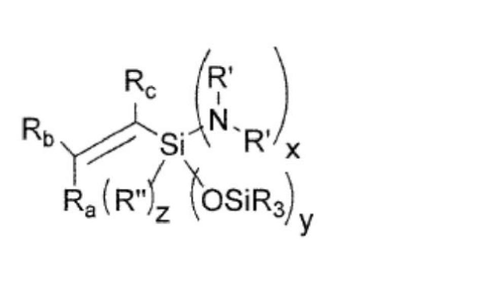 Винилсиланы для применения в функционализированных эластомерных полимерах