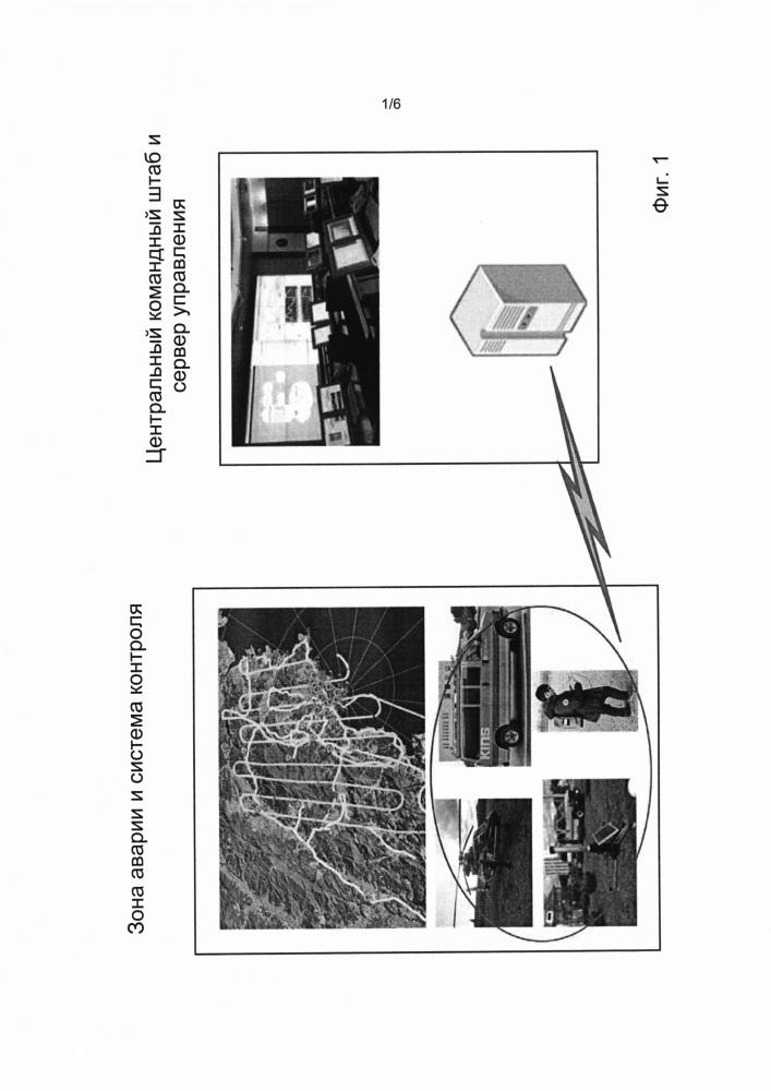 Способ обучения определению области радиационной аварийной ситуации на основе смоделированной аварии