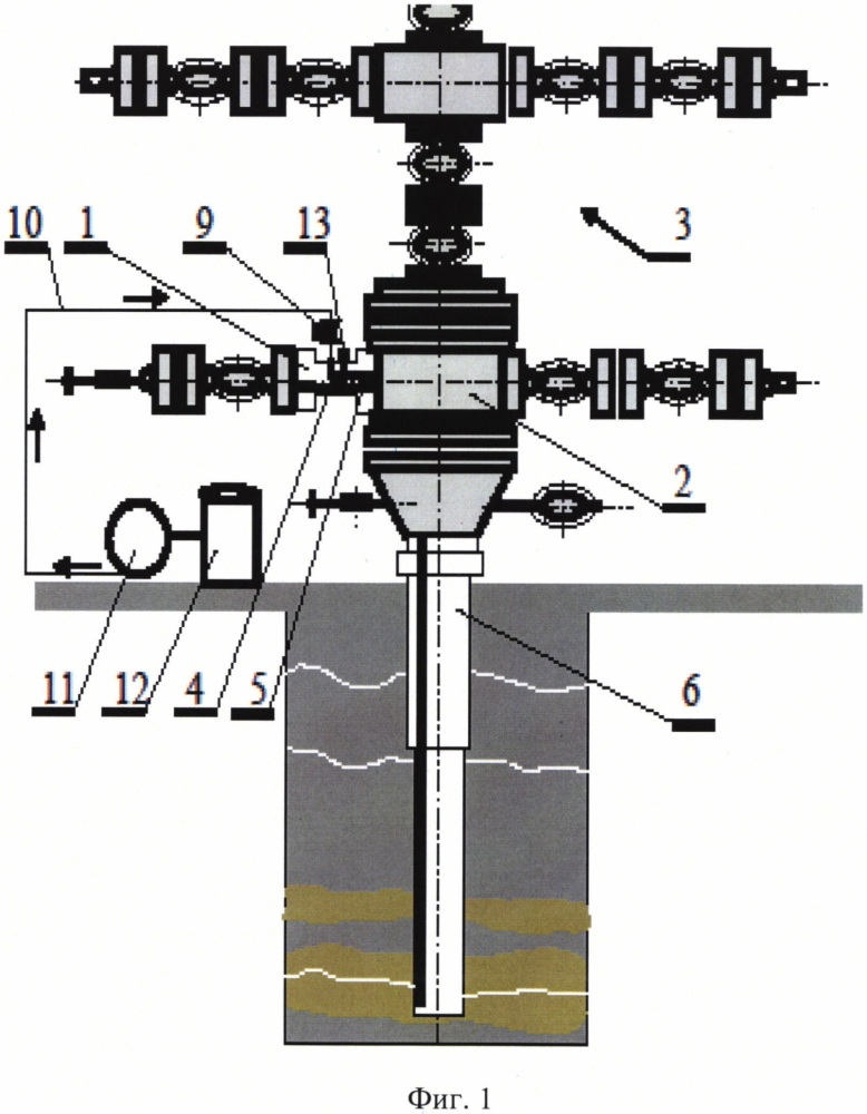 Устройство для подачи жидких поверхностно-активных веществ на забой газовой скважины