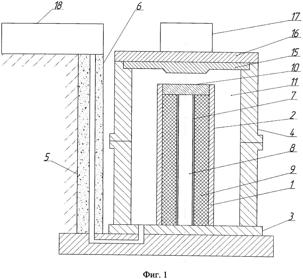 Способ изготовления корпуса контейнера для транспортировки и хранения отработавшего ядерного топлива