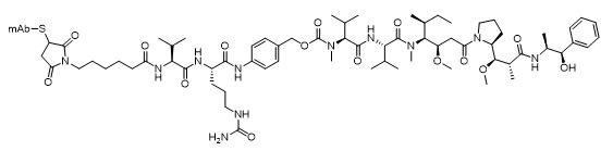 Сайт-специфичная конъюгация линкерных лекарственных препаратов с антителами и получаемые в результате adc