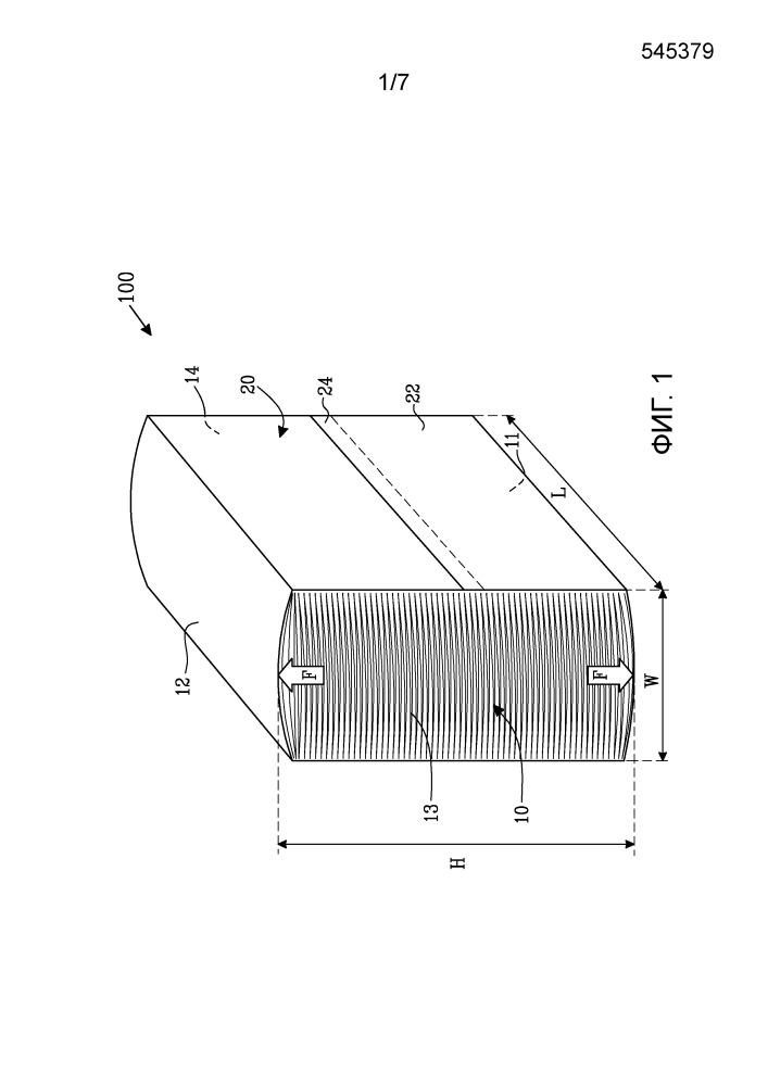 Способ и устройство для образования пачки, содержащей стопку абсорбирующего бумажного материала салфеток и упаковку