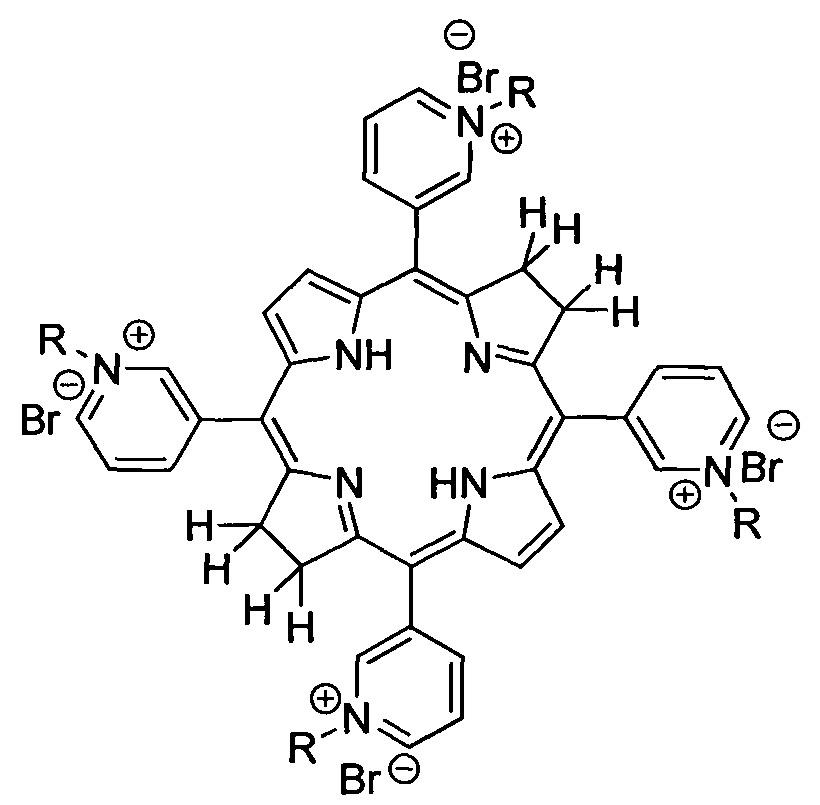 Фотосенсибилизаторы для фотодинамической инактивации бактерий, в том числе в биопленках