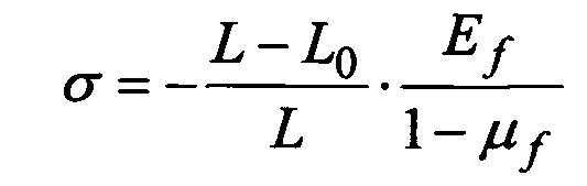Способ измерения механических напряжений в мэмс структурах