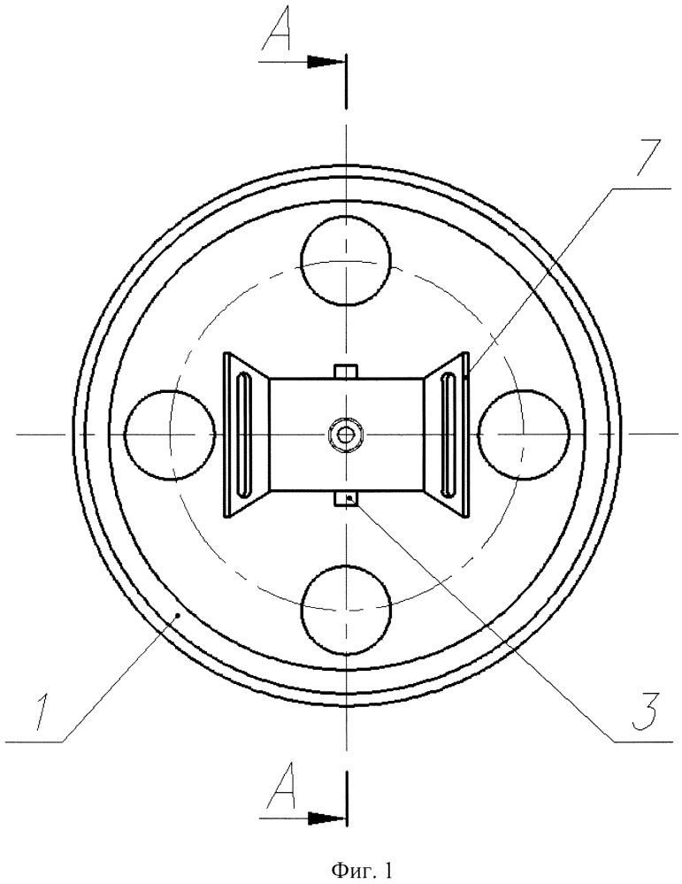 Устройство для контроля диаметра критического сечения регулируемого сопла реактивного двигателя