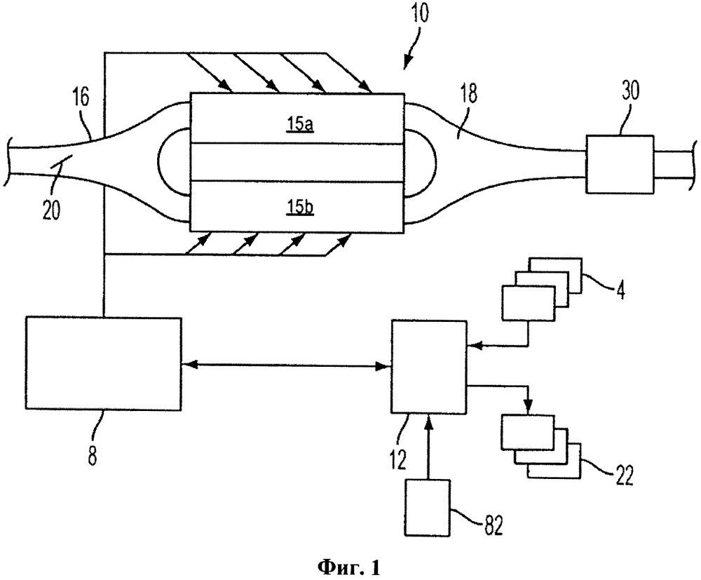 Способ контроля детонации в двигателе с отключаемыми цилиндрами