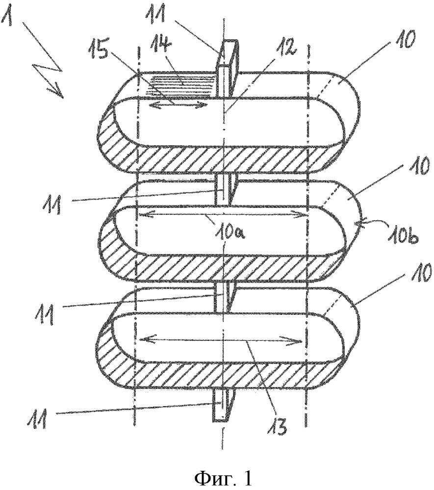 Блок подвесной рессоры для ходового механизма транспортного средства