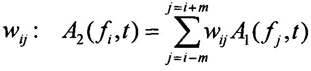 Способ кратковременного спектрального анализа квазистационарных сигналов