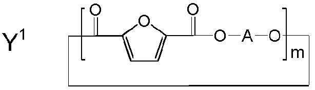 Способ получения композиции полиэфирного полимера, включающей полиэфирный полимер, содержащий фурановые звенья, и получаемая при этом композиция полиэфирного полимера, а также ее применение