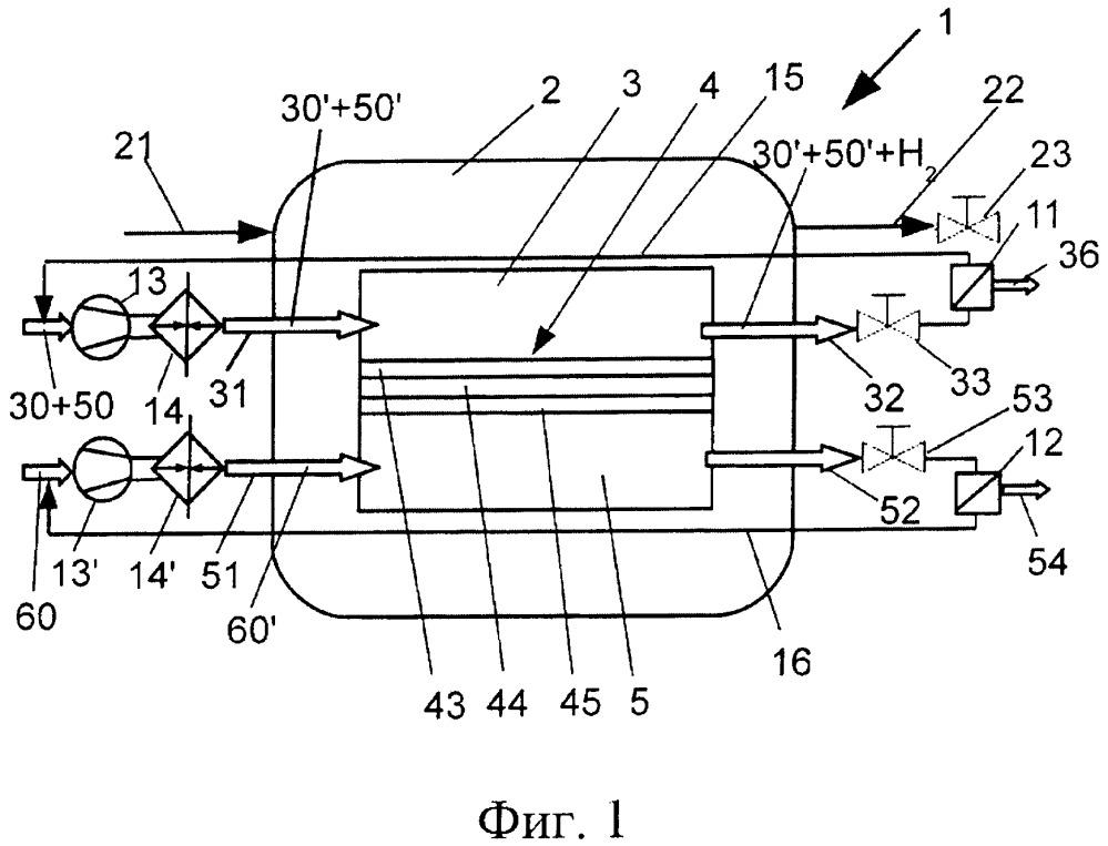 Способ электролиза и электролизная установка