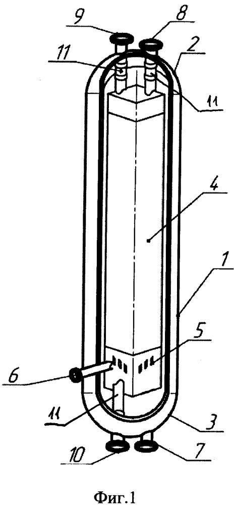 Пластинчатый теплообменник для гидрогенизационных установок вторичной переработки нефти