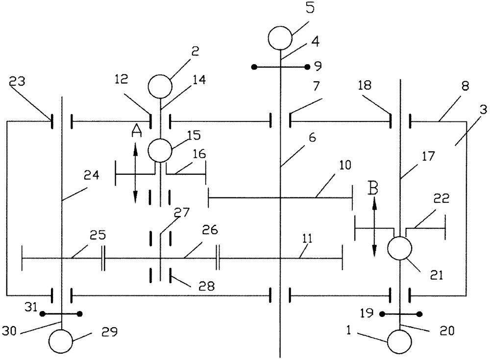 Пусковая система газотурбинного двигателя