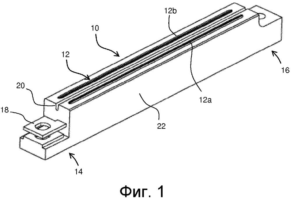 Устройство для индукционной сварки и способ изготовления устройства для индукционной сварки
