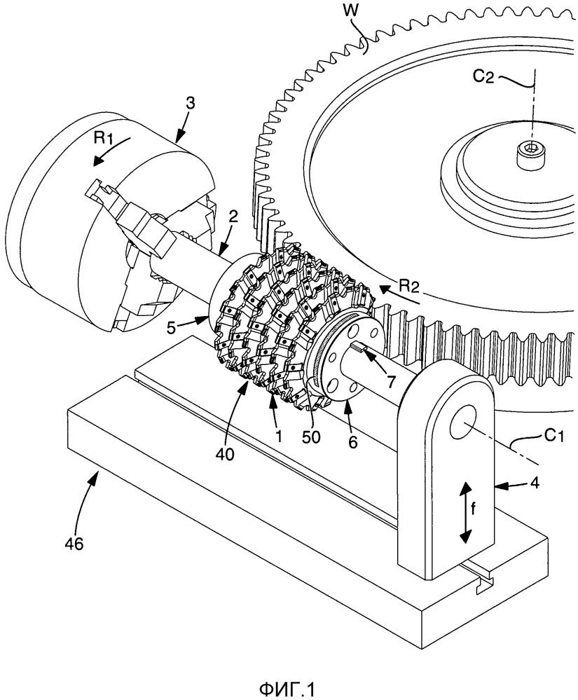Устройство для управления процессом вращательной механической обработки с удалением стружки заготовки и режущий инструмент для вращательной механической обработки с удалением стружки