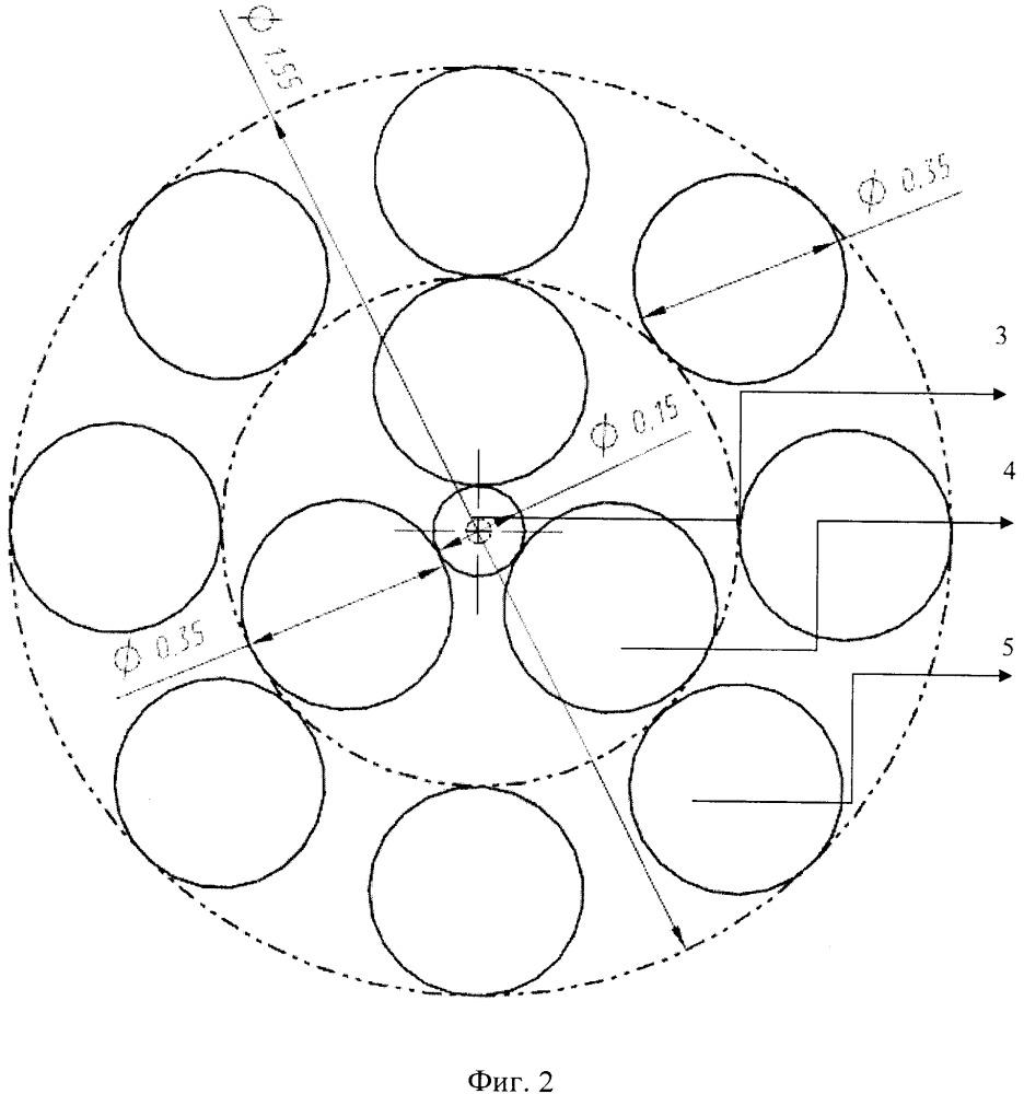 Грузовая пневматическая шина радиального типа
