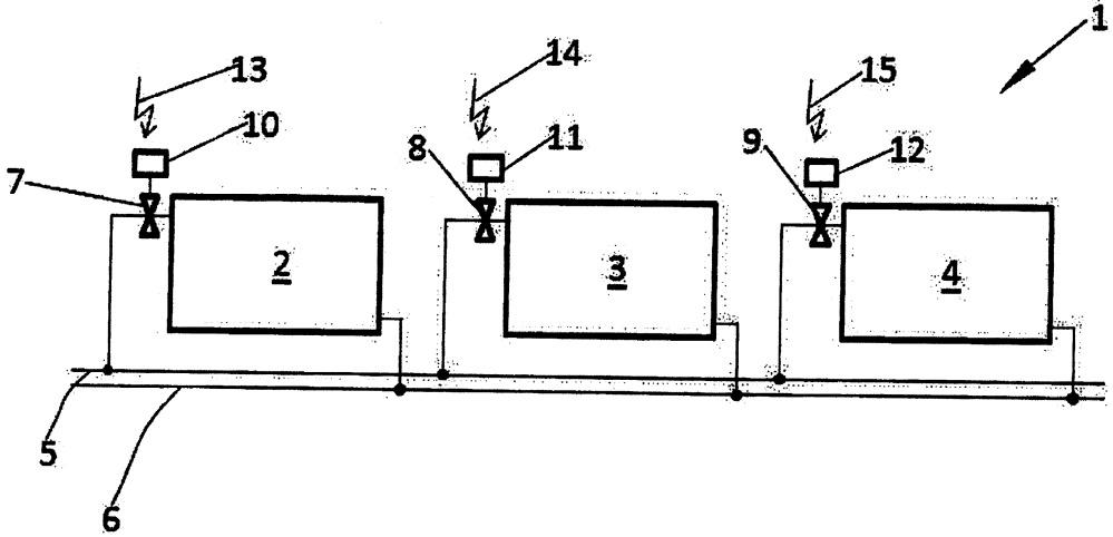Система управления температурой в помещении