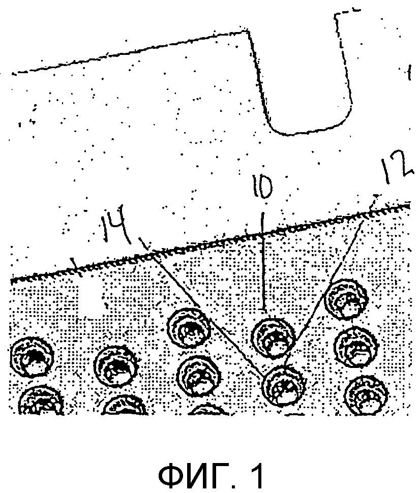 Система и способ создания эффекта вентури в отверстии