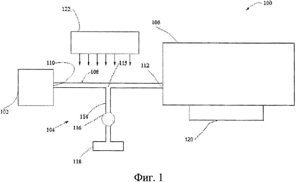 Впускное отверстие масс-спектрометра с уменьшенным средним потоком