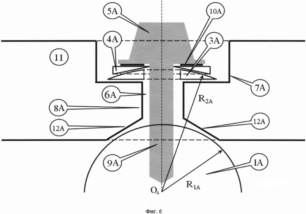 Соединительный блок для соединения детали на шаровых опорах