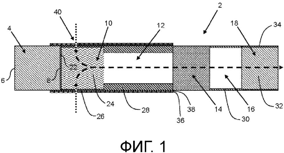 Курительное изделие с одинарным отделенным в радиальном направлении теплопроводным элементом