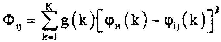 Однопозиционный корреляционный мультипликативный разностно-относительный способ определения координат источников радиоизлучения