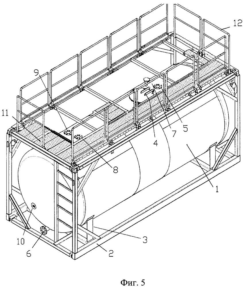 Подземный расходный склад невзрывчатых материалов для подземной добычи полезных ископаемых