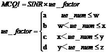 Способ, оборудование и устройство для определения порядка модуляции и кодирования
