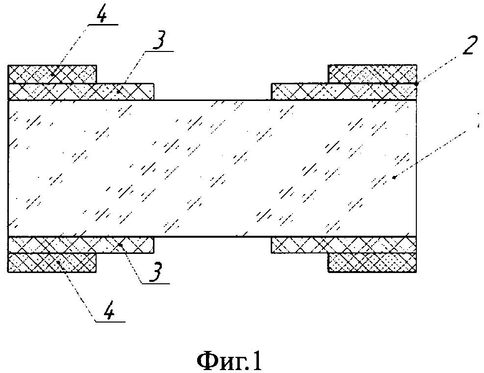 Способ получения рельефа в диэлектрической подложке