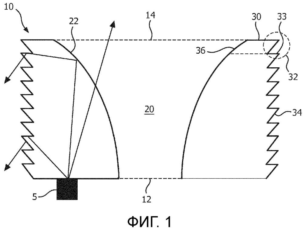Оптический элемент, осветительное устройство и светильник
