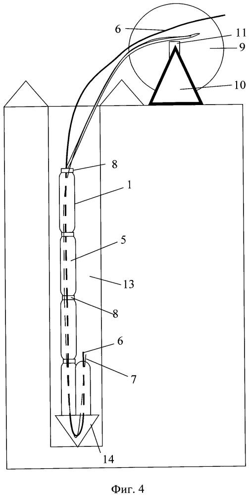 Способ формирования контурных зарядов из эмульсионных взрывчатых веществ